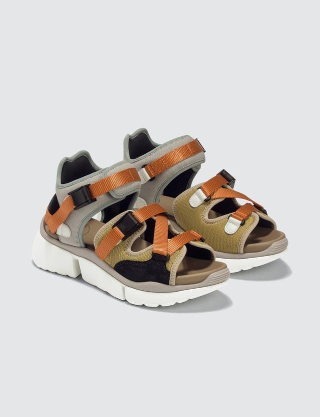 Chloé Sonnie Sandal Sneaker