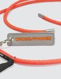 CROSS/PHONEZ Crossphone Neon Orange Rope iPhone Case Orange Men