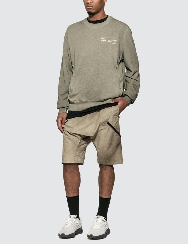 Tobias Birk Nielsen Side Zips Shorts