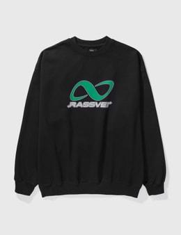 Rassvet Infinity Graphic Sweatshirt
