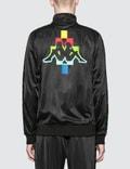 Marcelo Burlon Marcelo Burlon x Kappa Multicolor Track Jacket