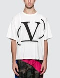 Valentino V Logo S/S T-Shirt Picutre
