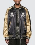 Mastermind World Skull Souvenir Jacket Picture