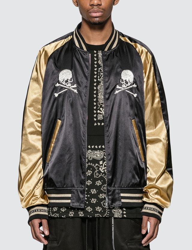 Mastermind World Skull Souvenir Jacket