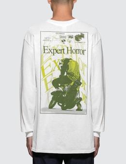 Expert Horror New Rider L/S T-Shirt