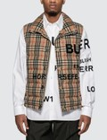 Burberry Horseferry Print Vintage Check Puffer Gilet Picutre