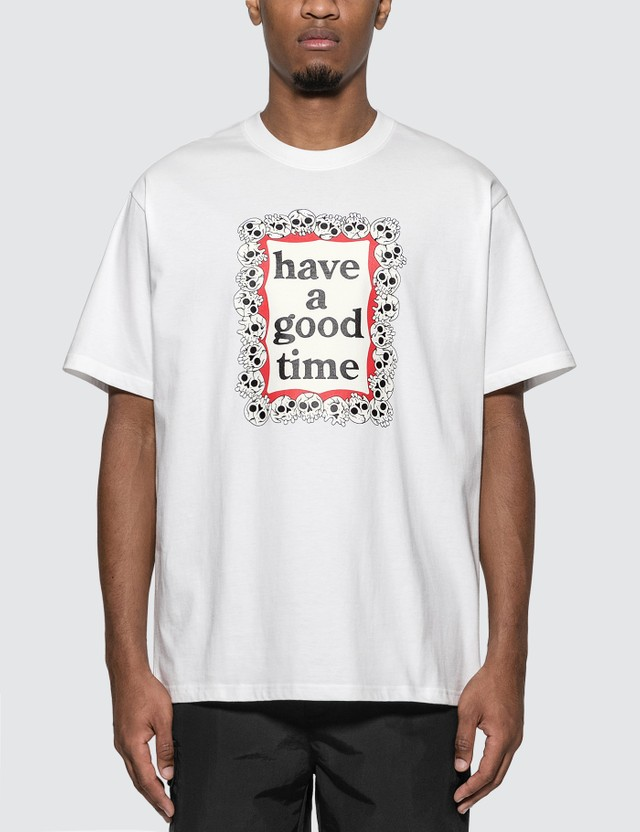 Have A Good Time Skull T-Shirt