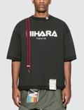 Maison Mihara Yasuhiro Suspender T-Shirt Picture