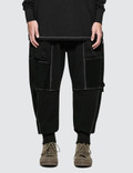 Guerrilla-group Multi Pocket Sweat Pants Picture
