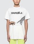 Maison Margiela Hand Graphic S/S T-Shirt Picutre
