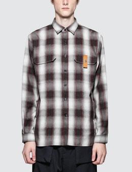 Loewe ELN Check Overshirt
