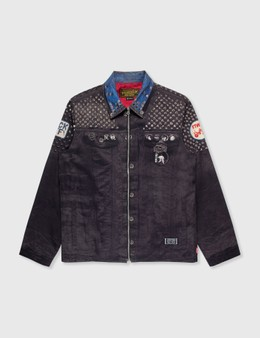 NEIGHBORHOOD Neighborhood Fake Print Jacket