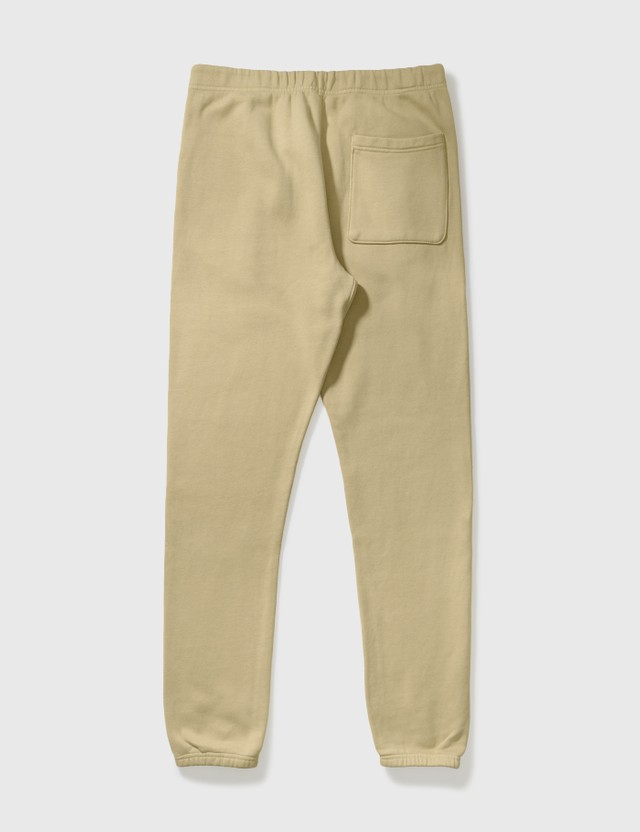 Fear of God Essentials Fog Essential Sweatpants Beige Archives