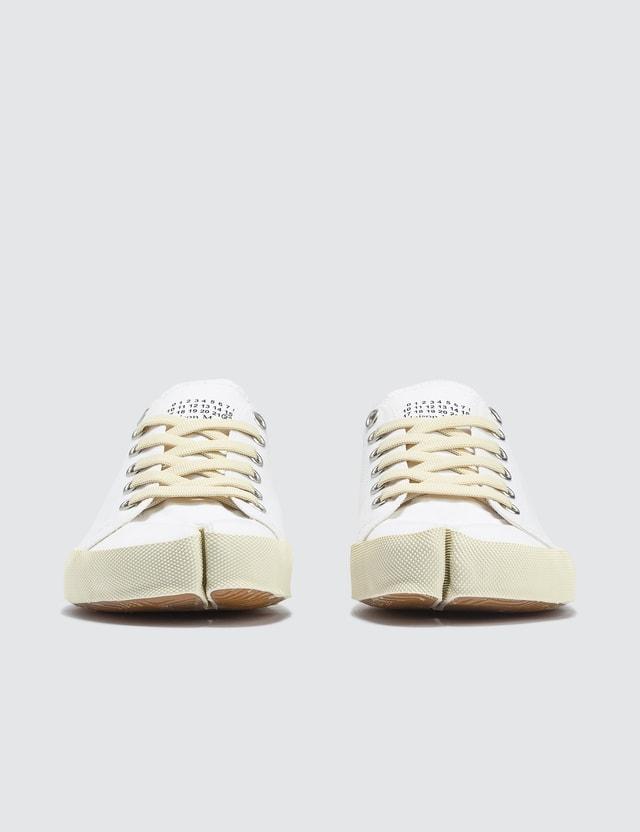 Maison Margiela Tabi Canvas Sneakers