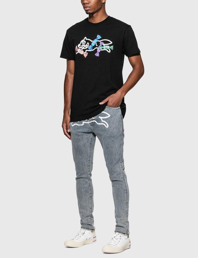 Icecream Bling T-Shirt Black Men