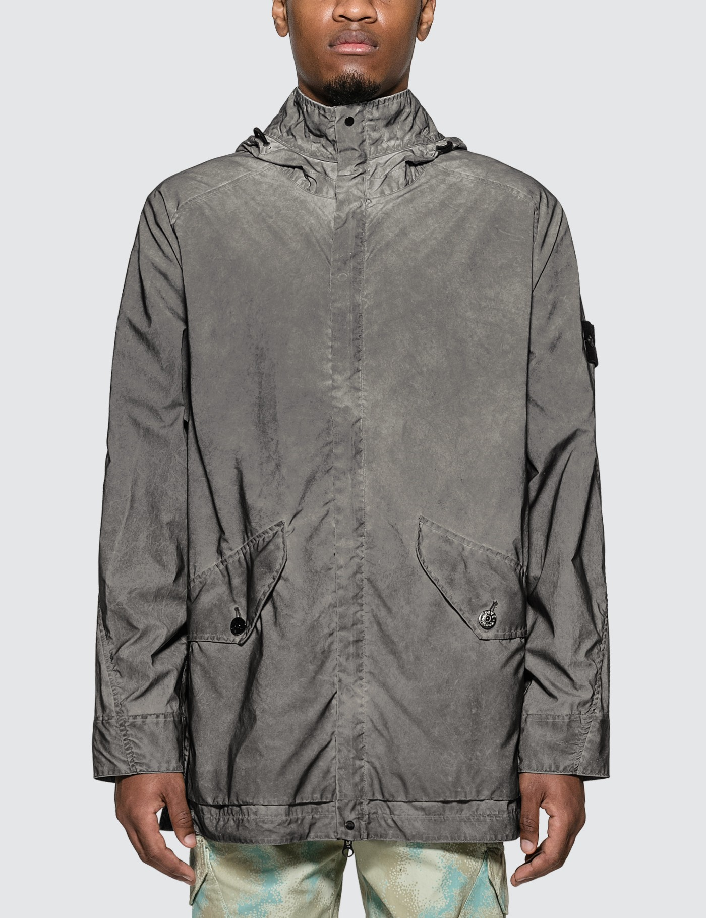 Plated Reflective Jacket