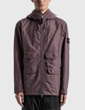 Stone Island MICRO REPS Hooded Jacket Picture