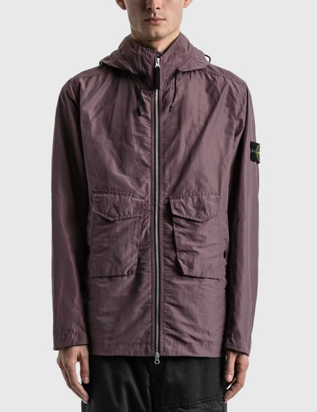 스톤 아일랜드 Stone Island MICRO REPS Hooded Jacket