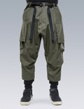 ACRONYM HD Cotton Cargo Drawcord Trouser Picture