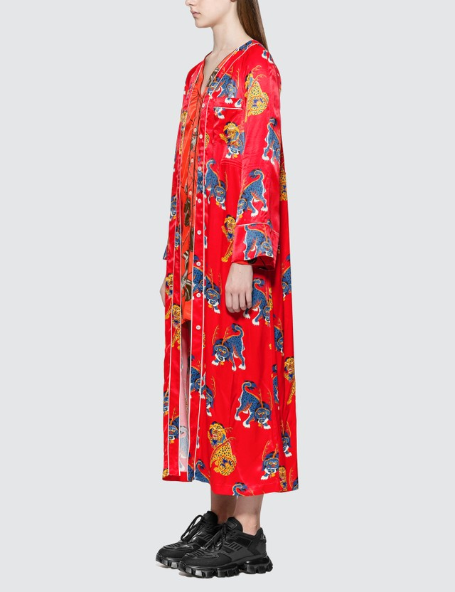Kirin Haetae Viscose Pajama Dress