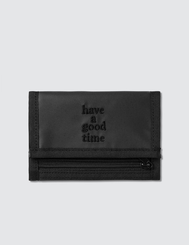 Have A Good Time Logo Wallets