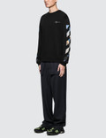 Off-White Diag Colored Arrows Slim Sweatshirt