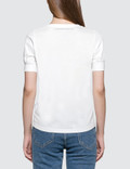 Aalto T-shirt With Puff Sleeves And Long Angel Print