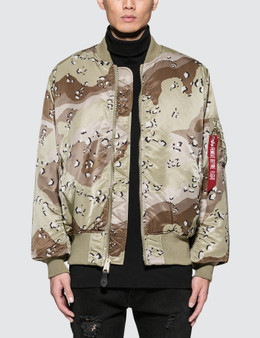 Alpha Industries MA-1 Bloodchit Jacket