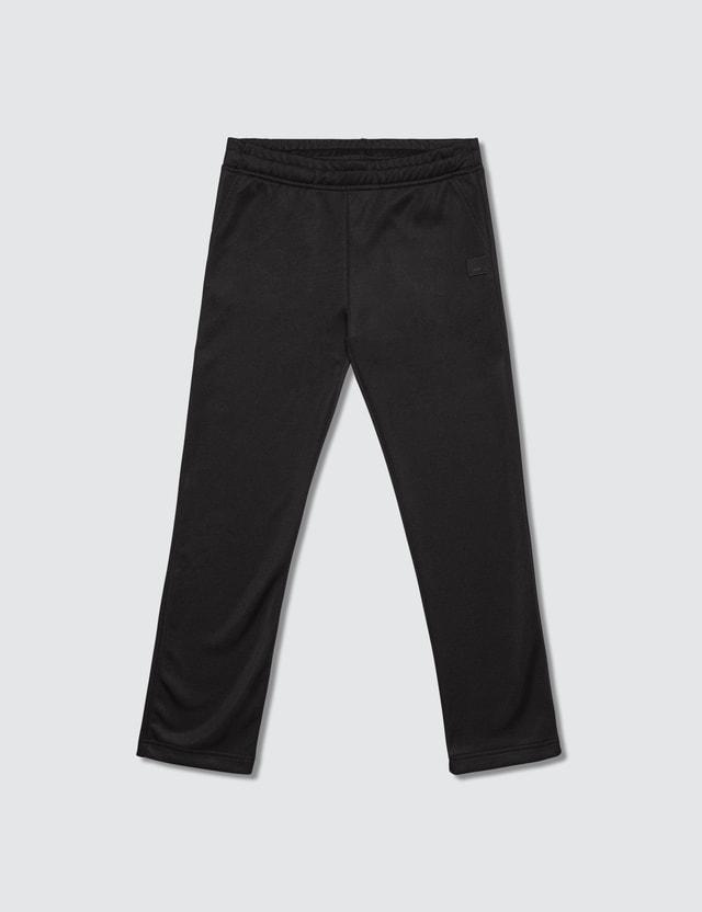 Acne Studios Mini Emmett Face Trousers Black Kids