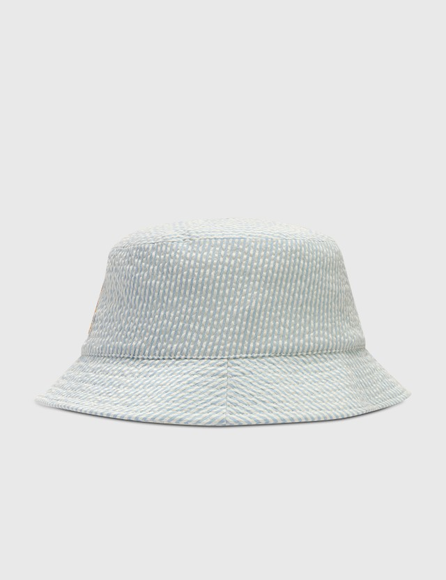 Maison Kitsune Chillax Fox Bucket Hat