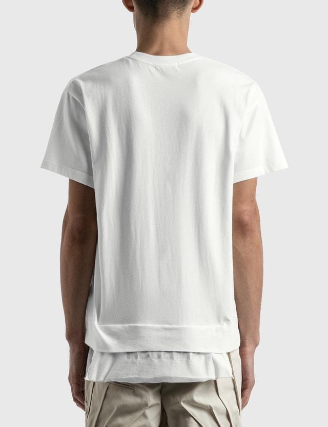 Ambush Waist Pocket Jersey T-shirt Off White Men