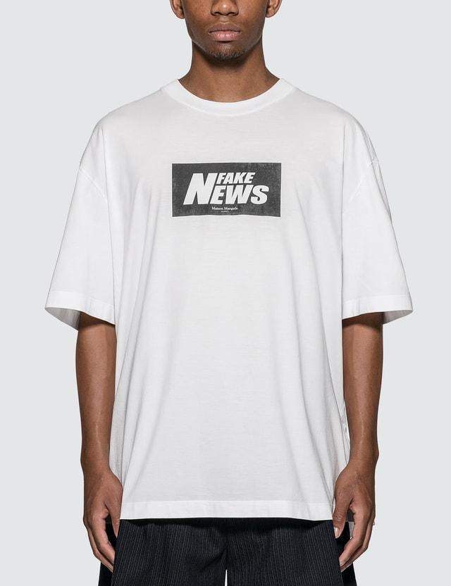 Maison Margiela Fake News T-Shirt