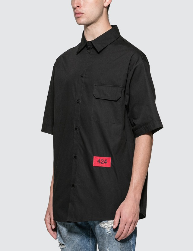 424 Logo Short Sleeve Shirt