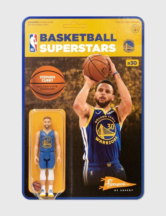 Super 7 NBA Supersports Figure – Stephen Curry N/a Life