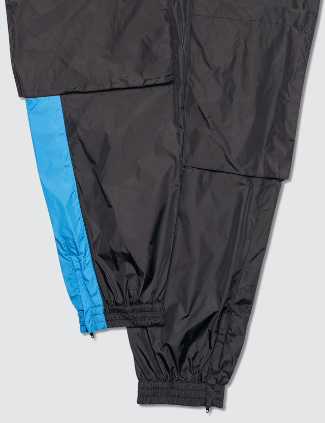 Perks and Mini Space In Space Track Pant Black/blue Men