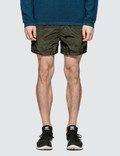 Stone Island Swimshorts With Logo Patch Picture