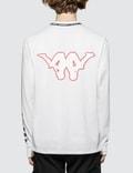 Perks and Mini P.A.M. x A.Four Labs x Kappa L/S T-Shirt