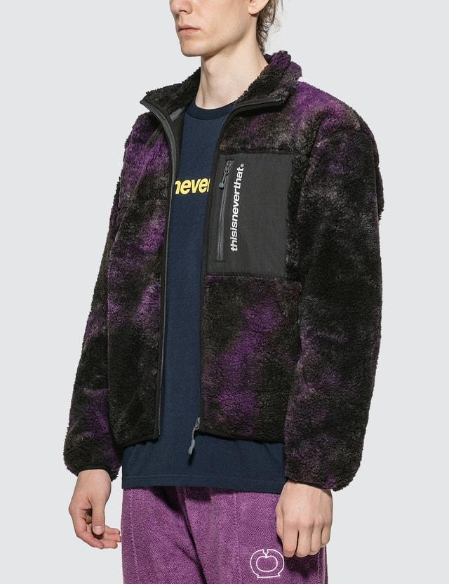 Thisisneverthat SP Boa Fleece Jacket