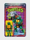 Super 7 Teenage Mutant Ninja Turtles Reaction Figure – Michelangelo Picture
