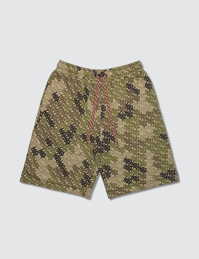 Burberry Monogram Shorts