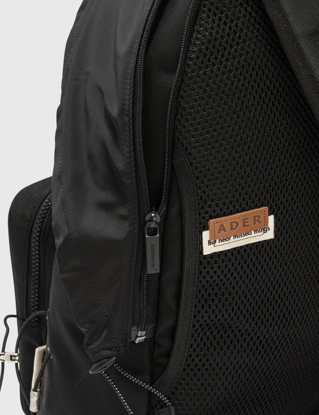 Ader Error Detachable Nylon Detail Backpack