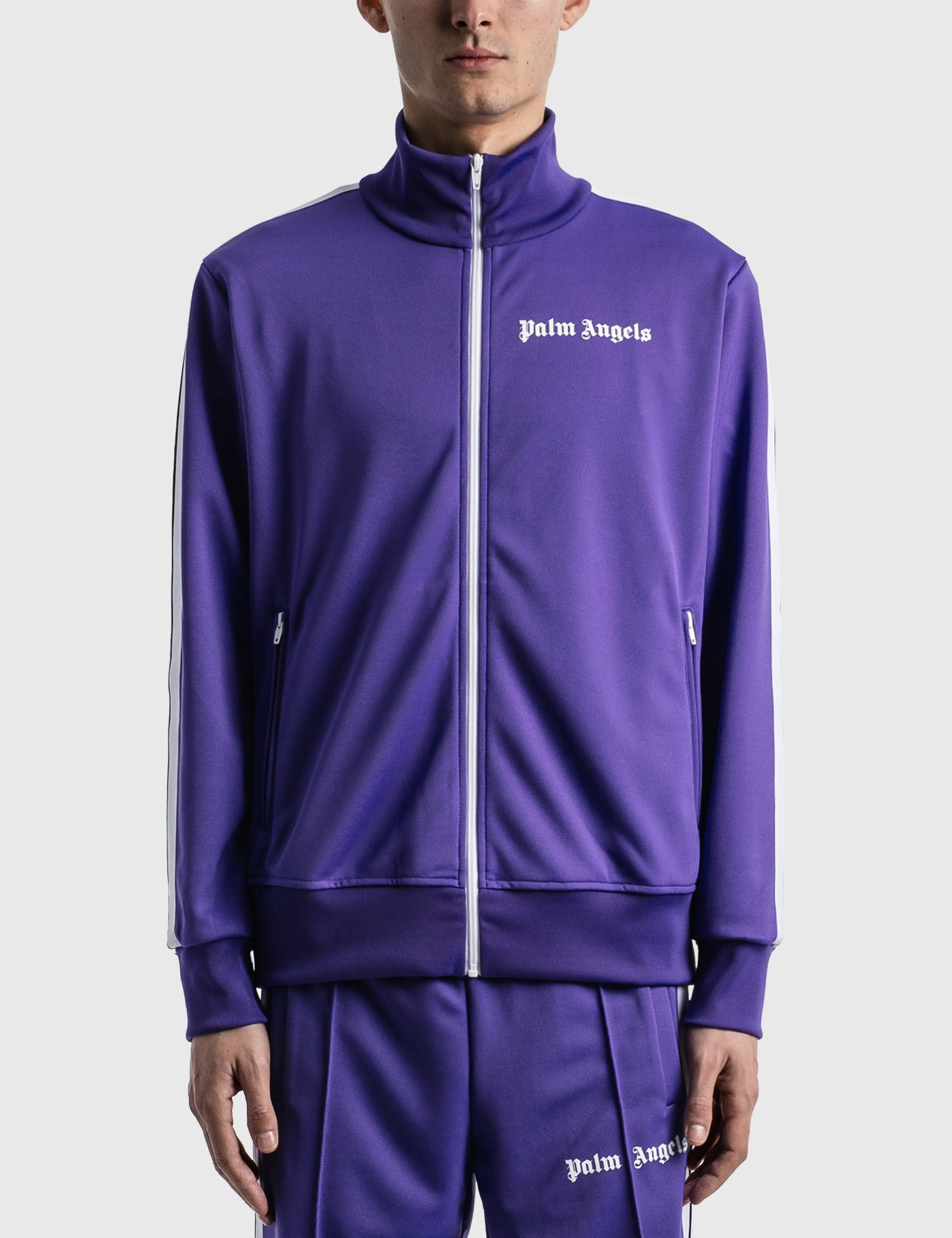 Palm Angels Jackets CLASSIC TRACK JACKET