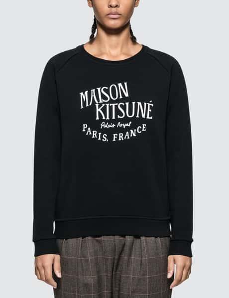 메종 키츠네 Maison Kitsune Palais Royal Sweatshirt