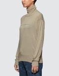 MM6 Maison Margiela Tuckle Neck Knitwear