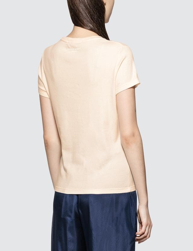 Katharine Hamnett Katie Short Sleeve T-shirt Pink Women