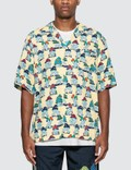 Brain Dead Mushroom Hawaiian Shirt Picture