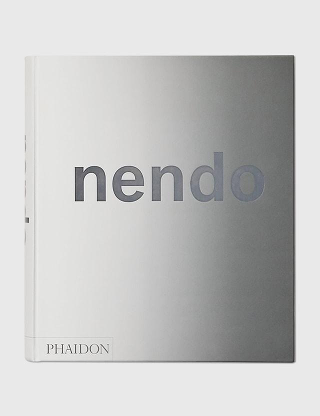 Phaidon nendo: 2016-2020 Grey Unisex