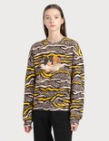 Fiorucci Vintage Angels Wildlife Printed Sweatshirt Picture