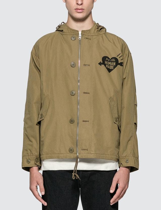 Human Made Military Short Jacket