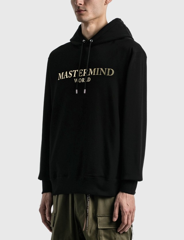 Mastermind World Foil Hoodie Black Men